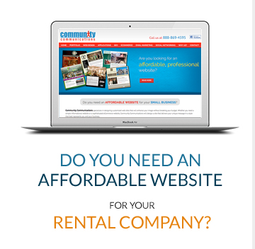 Do You Need An Affordable Website For Your Rental Company?